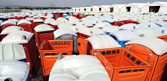 Champion Portable Toilets in Westchester,  IL